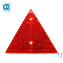 Triangle réfléchissant en plastique réflecteur réflecteur arrière de camion remorque