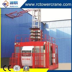2 Tonnen-doppelte Rahmen-Aufbau-Hebevorrichtung für Brücken-Technik
