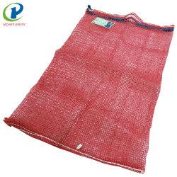 Venda por grosso de malha orgânico bag bolsa de tecido PP para produtos hortícolas