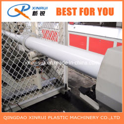 PVC排水および下水の配水管の放出の生産ライン