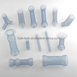 Endoscópica de implante de stent traqueal y bronquial