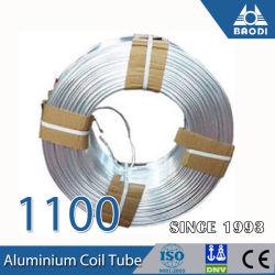 1100 3003 de la Climatisation Radiateur en aluminium Tube de la bobine pour réfrigérateur