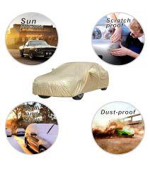 反盗難紫外線保護防水多彩なアルミホイルカバー車