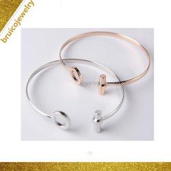 Новый фантазии серебряный Bangle украшения серебряный Bangle манжеты