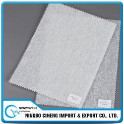 Roulis non tissé de tissu d'Airlaid d'animal familier de constructeur de la Chine pour l'élément filtrant
