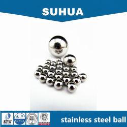 SUS 304 0.6مم G200 الكرة الفولاذية