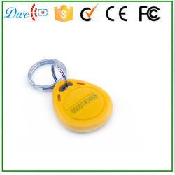 La clave de la etiqueta RFID Tag Llavero 125kHz Control de acceso sin contacto