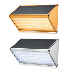 Garten-Zaun-Solarwand-Licht der Aluminiumlegierung-8W