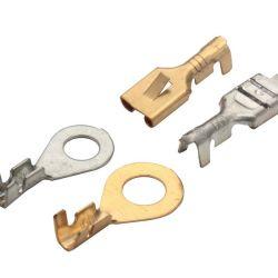 真鍮の銅のステンレス製のリングターミナルラグナットワイヤーコネクター