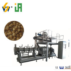 Granello di galleggiamento dell'alimentazione del macchinario della pallina dell'alimentazione dei pesci di prezzi di fabbrica che fa macchina per la strumentazione della pallina dell'alimentazione dei pesci