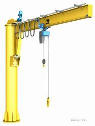 Bz/BZD-type elektrische hijskranen met staande kolom