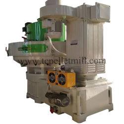 prensa de pellet biomasa de madera de alta tecnología