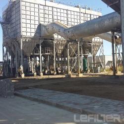 Bolsa de aire Filtro de chorro de pulso de los colectores de polvo/Dedusting los filtros de mangas para la trituración de piedra