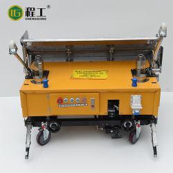 La construction revêtement de mortier de ciment Mur de la machine machine de plâtrage de pulvérisation