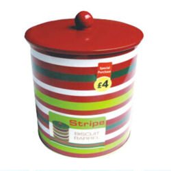 Metal Tin Can for Kids Toys