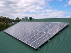 50kw, 100kw SolarStromnetz für gewerbliche industrielle Nutzung, Solarelektrizitäts-Generator mit Fabrik-Preis