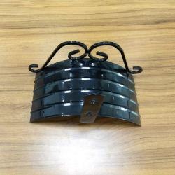 Tubo de Aço de suporte do tubo de borracha de água do suporte do tubo de borracha de plástico cabide