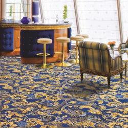 解決によって染められるヤーンのホテルの部屋の印刷されたナイロンカーペット