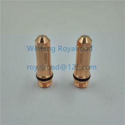 Ew220181 eletrodo e bico (Hpr130 O HPR130xd maçarico de corte corte de plasma Ingredientes)