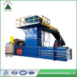 Hydraulische aufbereitende Altpapier-Ballenpresse für die Verkaufs-Ballenpresse, die maschinell hergestellt, in China/Ballenpresse aufbereitet worden sein würden