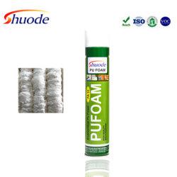 Материал конструкции Полиуретановый клей PU пены для опрыскивания