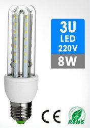3u форма 5 Вт Светодиодные лампы