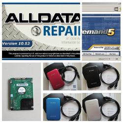 Alldata und Mitchell Selbstreparatur-Software (27 Arten) 1tb HDD
