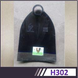 Proveedor de Tangshan B. marca la polla de agricultura de forjado de acero de ferrocarril H302 Hoe