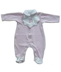 Romper 0-24m Onsie personnalisé Bébé Vêtements Les vêtements pour enfants avec le collier de Peter Pan