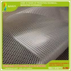 Fabricant de bâche en PVC transparent Mesh