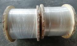 7*7*0,25mm de cabo de aço revestido de latão para esteira de borracha