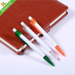 Neues Entwurfs-Mehrfarbendrucken-Firmenzeichen-heiße Verkaufs-Kugel-Feder (SLF-PP035)