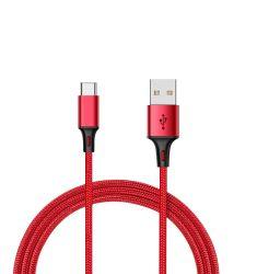 Tipo Braided C del USB di USB-C al USB 2.0 un cavo di carico