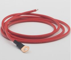 Новая энергия связи удлинитель жгута проводов 40A с кольцевым зажимом высокая температура устойчив силикона новой энергии кабель аккумуляторной батареи