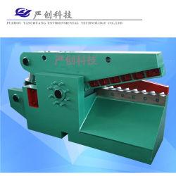 Il coccodrillo movente idraulico della tagliatrice tosa l'industria &Casting di fusione Freddo-Tosa l'acciaio della sezione e le parti strutturali metalliche
