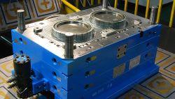 Plastikwanne mit größerem Überwurfmutter-Hersteller-Einspritzung Moling Hersteller