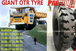 Gaint OTRはタイヤの重いダンプトラックに18.00-25 18.00-33 24.00-35 21.00-25 21.00-33 21.00-35 27.00-49 33.00-51 37.00-57 40.00-57 36.00-51偏る
