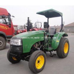 Haute qualité marque Enfly DQ404 40HP 4WD tracteur de pelouse petits tracteurs de jardin pour la vente de pneus gazon tracteur