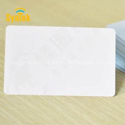 Cr80 13.56MHz Ntag NFC215 cartes vierges imprimables, travailler avec Amiibo Tagmo et pour tous les smartphones compatibles NFC et de périphériques
