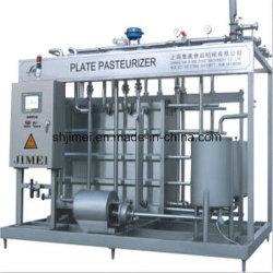 주스/우유 생산 선자동 파스테파시라이저 기계 장비 CE/ISO 인증서