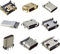 FB-AF-17 USB コネクタ Micro USB コネクタ