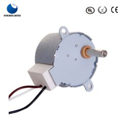 12V電気同期ファン餌の送り装置のためのマイクロDCモーター