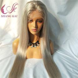 Pruiken van het Kant van het Menselijke Haar van de hoogste Kwaliteit de Volledige 200% Pruik van het Haar van het Haar van de Baby van de Pruiken van het Kant van de Dichtheid Transparante Braziliaanse Maagdelijke Natuurlijke Hairline