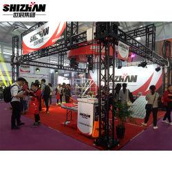 Professional Aluminumtruss mostrar el banner de aluminio, Sistema de la armadura de la exposición