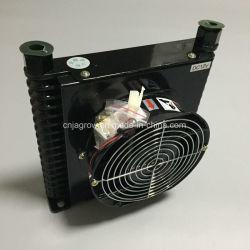 Hochleistungsübertragungs-Hydraulikölkühler mit Eleteic Ventilator Gleichstrom 24V