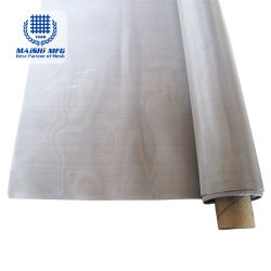 Acero inoxidable 304 ligamento tafetán de malla de alambre cuadrado