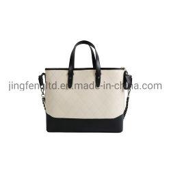 Мода металлические цепи плечевой ремень с вышивкой элементы женская сумка
