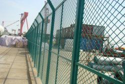 Enduit de PVC Expanded Metal Mesh pour barrière de sécurité