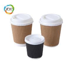 4oz jetable-16oz de jus de fruits de l'eau de thé de café tasse de papier