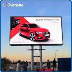 Parede de vídeo HD de ecrã LED de exterior para publicidade em Outdoor